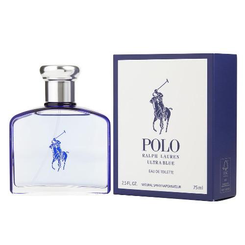 Polo Ultra Blue by Ralph Lauren 2.5 oz EDT for men