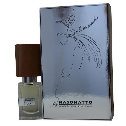 Silver Musk by Nasomatto 1 oz Extrait de Parfum for Unisex