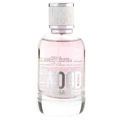 Wood by Dsquared2 3.4 oz EDT for Women Tester