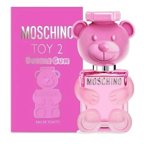 Toy 2 Bubble Gum by Moschino 3.4 oz EDT for Women