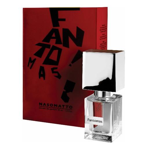 Fantomas by Nasomatto 1 oz Extrait de Parfum for Unisex