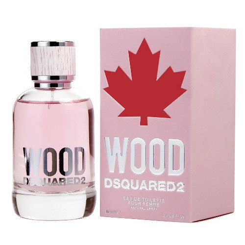 Wood by Dsquared2 3.4 oz EDT for Women