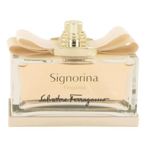 Signorina Eleganza by Salvatare Ferragamo 3.4 oz EDP for Women Tester