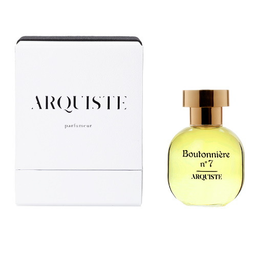 Boutonniere No. 7 by Arquiste 3.4 oz EDP for Unisex