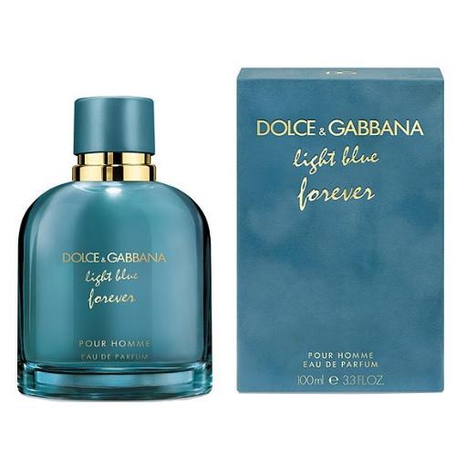 Light Blue Forever by Dolce & Gabbana 3.3 oz EDP for Men