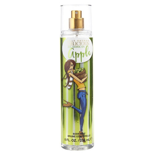Delicious All American Apple by Gale Hayman 8 oz Body Mist for Women