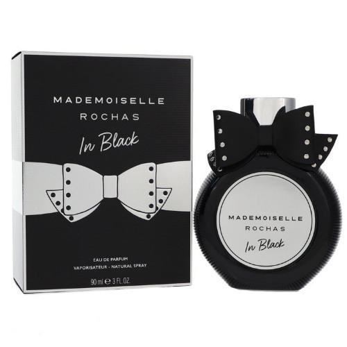 Mademoiselle Rochas In Black by Rochas 3 oz EDP for Women
