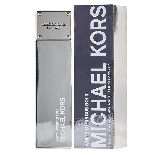White Luminous Gold by Michael Kors 3.4 oz EDP for Women