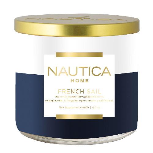 Nautica French Sail by Nautica 14.5 oz Candle