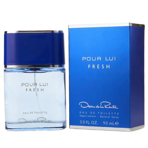 Oscar Pour Lui Fresh by Oscar de la Renta 3 oz EDT for Men