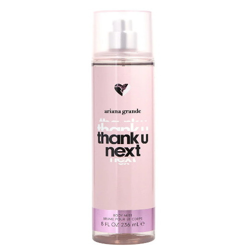 Thank u Next by Ariana Grande 8 oz Body Mist for Women