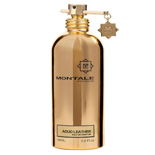 Aoud Leather by Montale 3.4 oz EDP for Unisex Tester