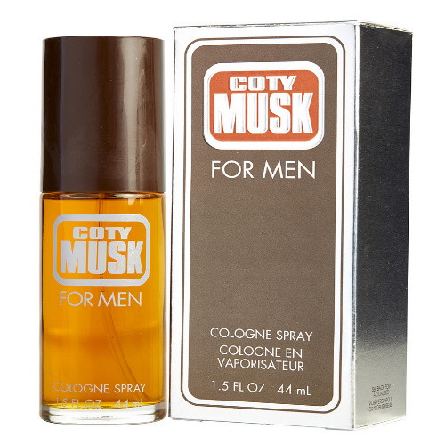 Coty Musk by Coty 1.5 oz Cologne Spray for Men
