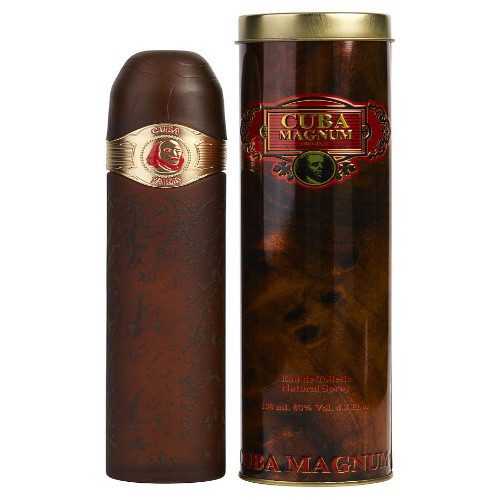 Cuba Magnum Red by Fragluxe 4.3 oz EDT for Men