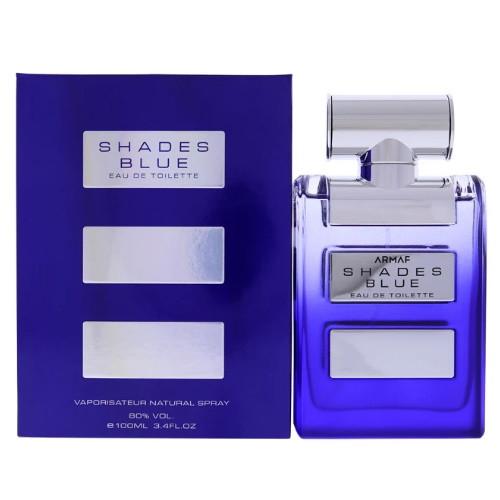 Shades Blue by Armaf 3.4 oz EDT for Men