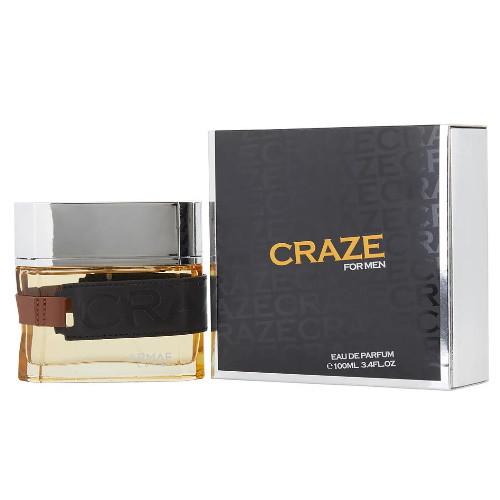 Craze by Armaf 3.4 oz EDP for Men
