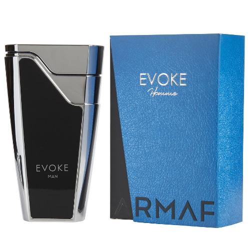 Evoke Blue by Armaf 2.7 oz EDP for Men