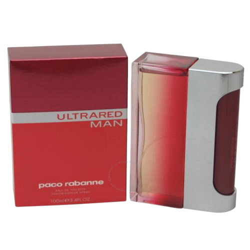 Ultrared by Paco Rabanne EDT 3.4 oz for Men
