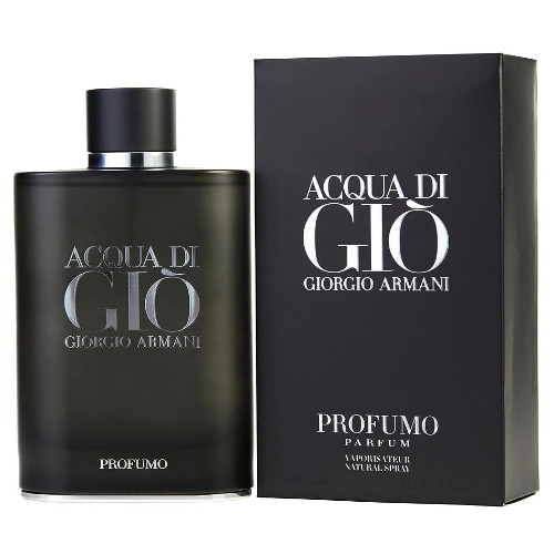Acqua Di Gio Profumo by Giorgio Armani 6.08 oz Parfum for men