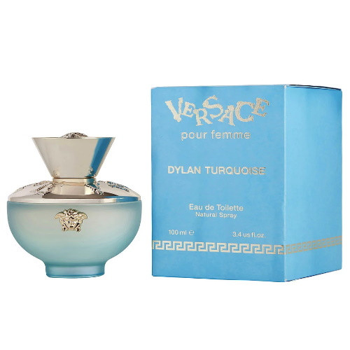 Versace Dylan Turquoise by Versace 3.4 oz EDT for Women