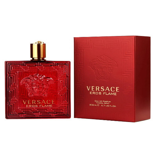 Versace Eros Flame by Versace 6.7 oz EDP for Men