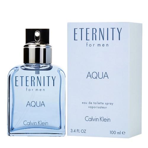 Eternity Aqua by Calvin Klein 3.3 oz EDT for men