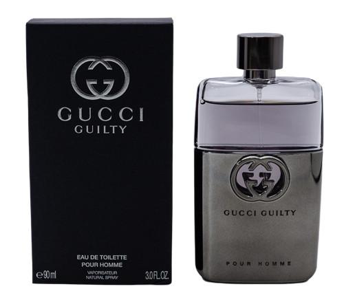 Gucci Guilty Pour Homme by Gucci 3.0 oz EDT for men
