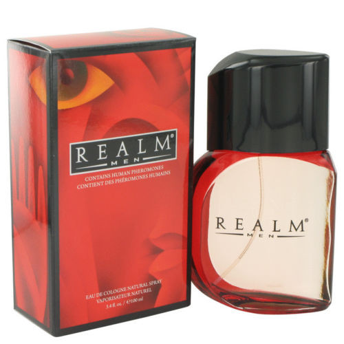 Realm by Realm 3.4 oz Cologne for Men