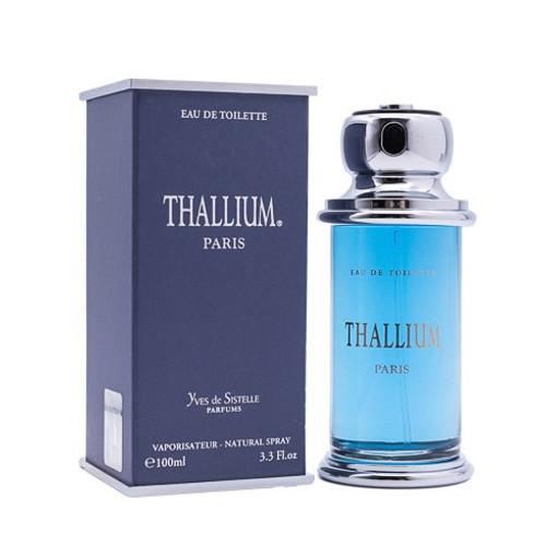 Thallium by Yves De Sistelle 3.3 oz EDT for Men