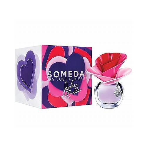 Someday by Justin Bieber 3.4 oz EDP for women
