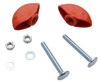 HUSQVARNA Front Handle Wing Nuts 501 98 51-01
