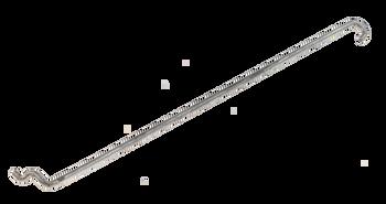 HUSQVARNA Throttle Cable 545 11 13-01