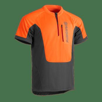 Husqvarna Hi Vis Work T-Shirt Short Sleeve (Small) 597661146