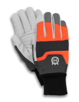 Husqvarna Gloves with Saw Protection Size 8 595003908
