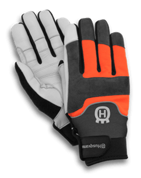 Husqvarna Gloves with Saw Protection Size 10 595003410