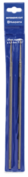"Husqvarna Round File - 5.5mm (7/32"") 3-File Pack  597356101"
