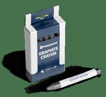 Husqvarna Graphite Crayons 12pcs 593975501