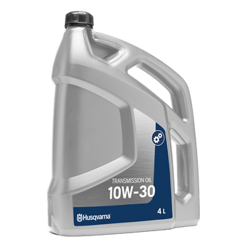Husqvarna Transmission Oil - AWD (10W/30) With Friction Modifier - 4 Litre 597687004