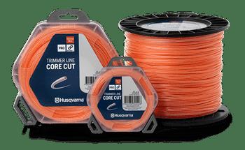 Husqvarna CoreCut - Penta 2,4mm x 240m Spool Orange/Translucent 597669212