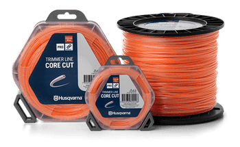 Husqvarna CoreCut - Penta 2,7mm x 240m Spool Orange/Translucent 597669222
