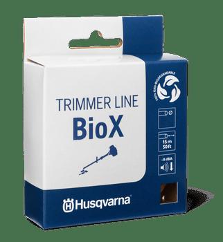 Husqvarna BioX 2,0mm x 15m Donut Brown 590845901