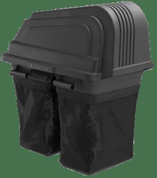 "Husqvarna 38"" 2 Bin Collector - Suits TS/LT Series, Pressed Deck 960730022"