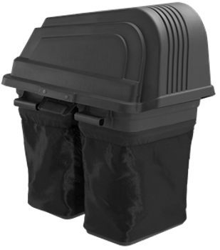 "Husqvarna 42"" 2 Bin Collector - Suits TS Series, Clear Cut™ Deck 587412701"