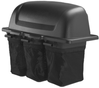 "Husqvarna ZTR® 48"" Triple Bin Collection System Clear Cut Deck 582559701"