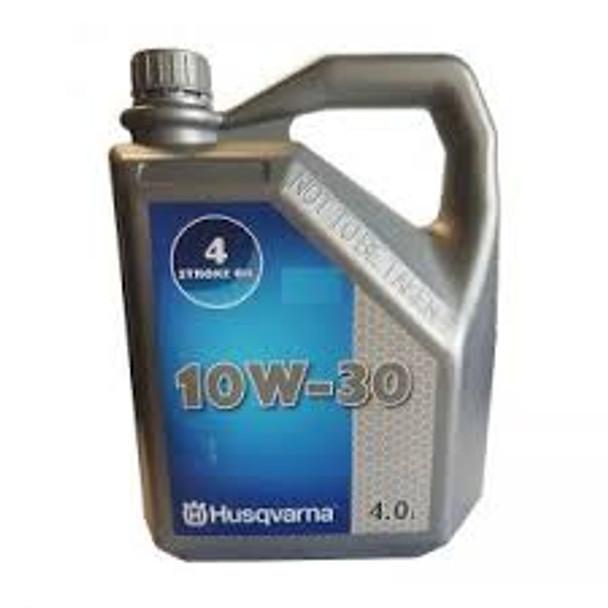10W/30 4-Stroke Oil - 4 Litre 576 90 19-02