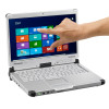 Panasonic CF-H2 Touchscreen - front
