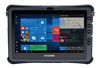 "Durabook U11 Field, 11.6"" FHD (1920 x1080) Sunlight Readable Touchscreen, Intel® Core™ i5-10210Y Processor 1.0 GHz - 4.0 GHz, Win10 Pro, 8GB RAM, 128GB SSD, Bluetooth 5.0, GPS, 4G LTE, RF Pass Through, 2MP Front Camera, 8MP Rear Camera, 3-Year Warran"