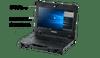 "Durabook Z14 Standard, 14"" FHD (1920 x1080) Sunlight Readable Touchscreen, Intel® Core™ i7-8550U Processor 1.6GHz up to 3.40 GHz, Win10 Pro, 8GB RAM, 256GB SSD, Backlit Keyboard, Bluetooth 5.0, PCMCIA Type II + Express Card 54, 2.0 MP webcam, 3-Year"