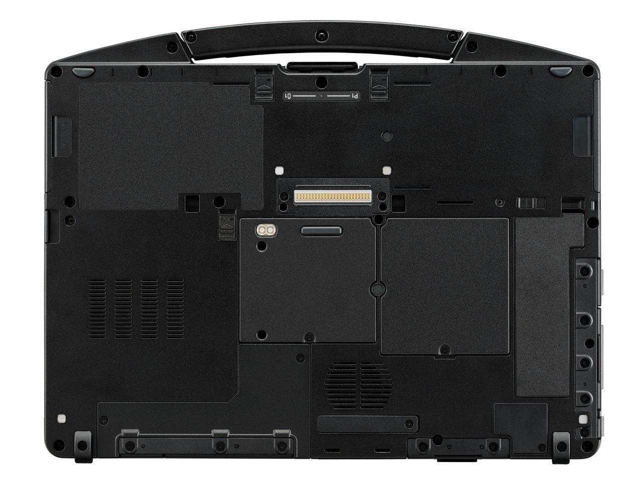Panasonic FZ-55 back