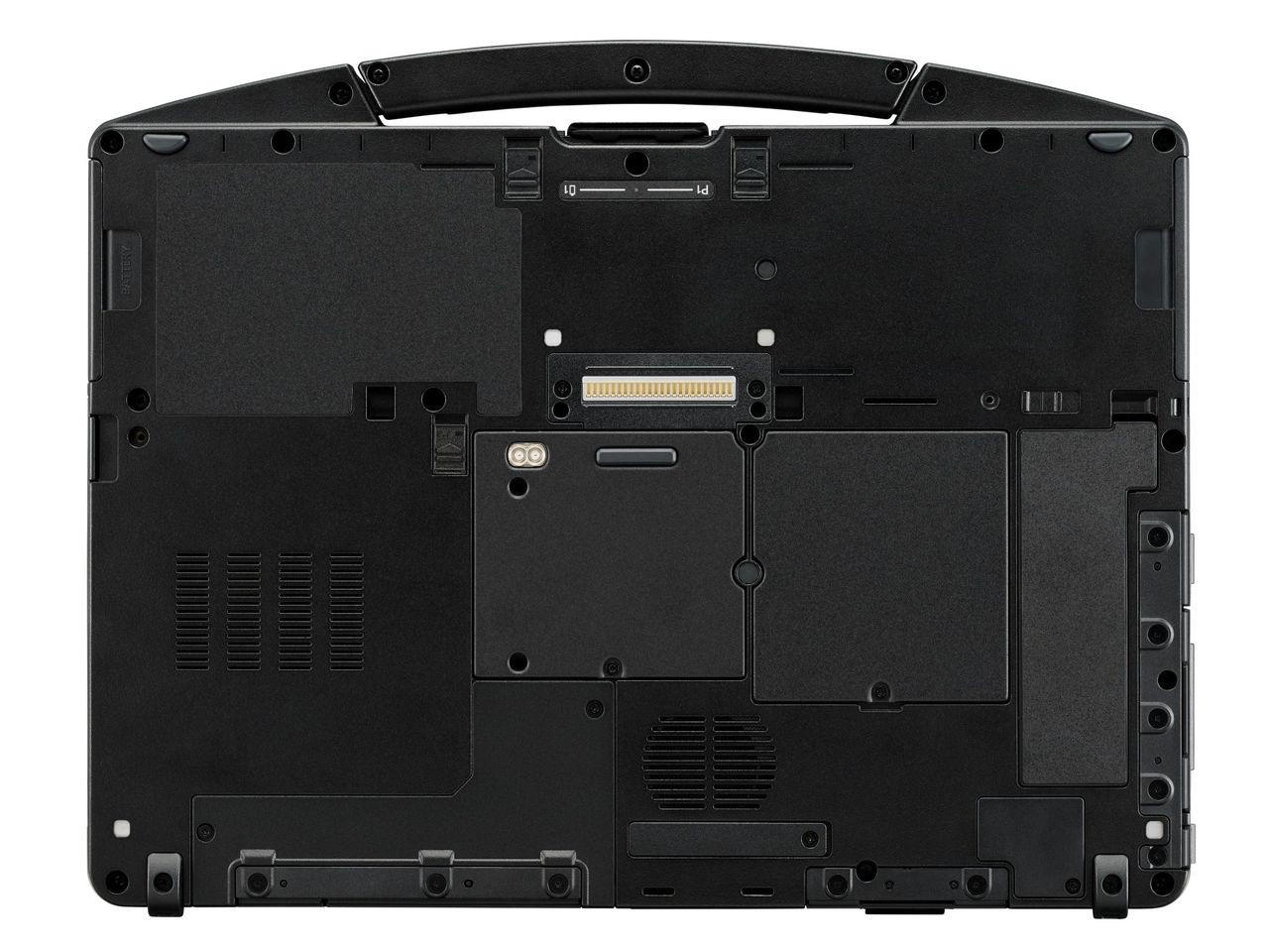 Panasonic Toughbook 55, FZ-55 back